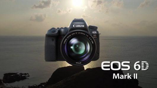 Canon EOS 6D Mark2