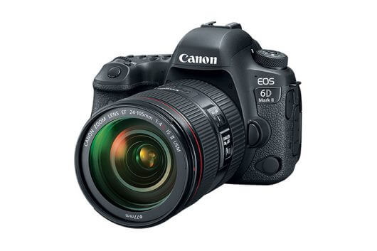 EOS 6D Mark2 レンズキット