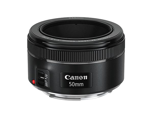 【CANON EF50mm F1.8 STM】超定番単焦点レンズ最新モデルの写りや画質は #レビュー